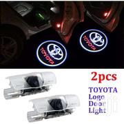 2X  Led Ghost Shadow Light For Toyota | Vehicle Parts & Accessories for sale in Central Region, Kampala