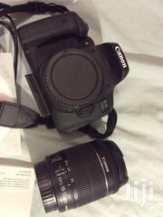 CANON EOS 750D DSLR Camera + Lens Kit | Photo & Video Cameras for sale in Central Region, Sembabule