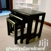 Beautiful Coffee Brown Side Tables(New) | Furniture for sale in Central Region, Kampala
