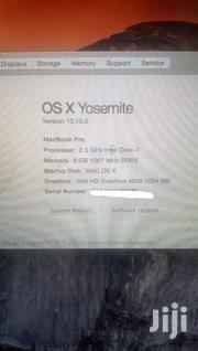 Used Macbook Pro Core I7 15inch | Laptops & Computers for sale in Central Region, Kampala