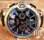 Cartier Chronograph Watch | Watches for sale in Central Region, Kampala