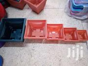 Squared Flower Pots At Wholesale Price   Home Accessories for sale in Central Region, Kampala
