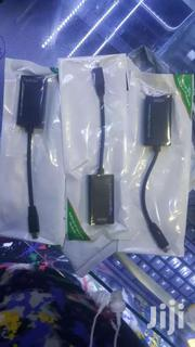 MHL Micro USB To HDMI HDTV 1080P | Laptops & Computers for sale in Central Region, Kampala