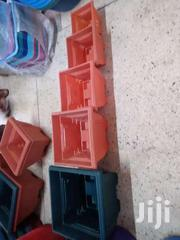 Plastic Squared Flower Pots On Cut Prices   Home Accessories for sale in Central Region, Kampala