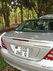 Mercedez Benz C200 Kompressor 1.95cc | Cars for sale in Nothern Region, Gulu