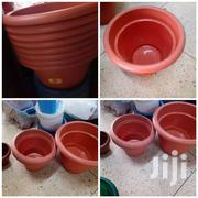 Plastic Round Flower Pots At Wholesale Price | Home Accessories for sale in Central Region, Kampala