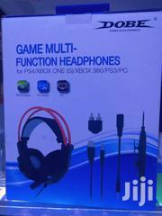 Game Multifunction Headphone   Video Game Consoles for sale in Central Region, Kampala
