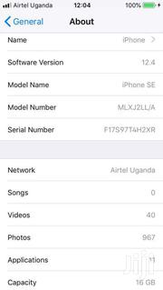 iPhone SE Rose Gold @ 650000 | Mobile Phones for sale in Western Region, Bushenyi