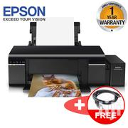 Epson L805 Hi-Speed Wireless Ink Tank Colour Quality Photo Printer   Computer Accessories  for sale in Central Region, Kampala