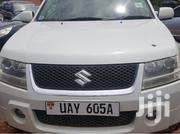 Suzuki Escudo 2009 White | Cars for sale in Central Region, Kampala