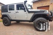 Jeep Wrangler 2008 3.8 Unlimited Rubicon Silver | Cars for sale in Central Region, Kampala
