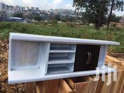 Tv Stand Made In Hard Teakwook. Ready To Take | Furniture for sale in Central Region, Kampala